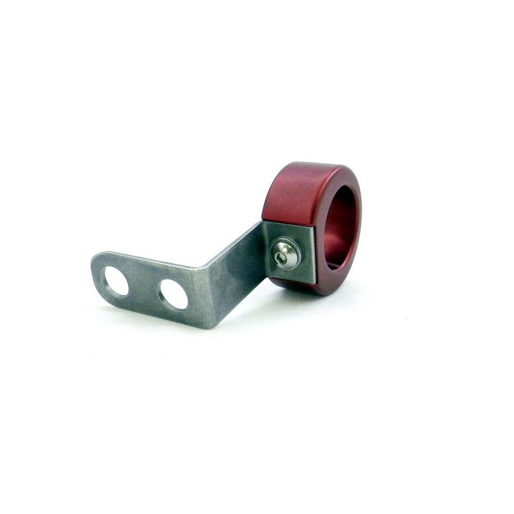 Guia do Flexível Dianteiro Honda CRF 230 Vermelho - Lizard Parts