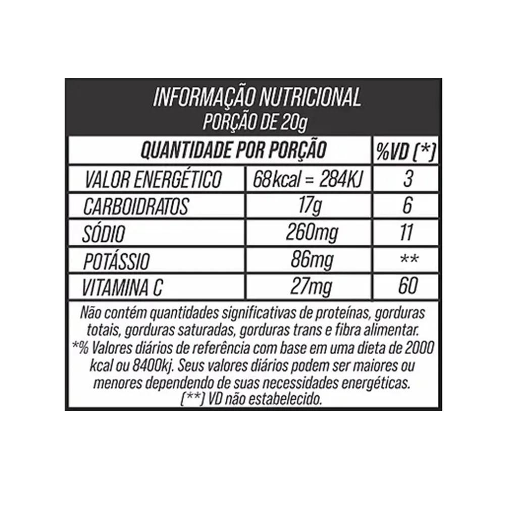 Isotônico em Pó Hydramaxi 400g Sudract Nutrition
