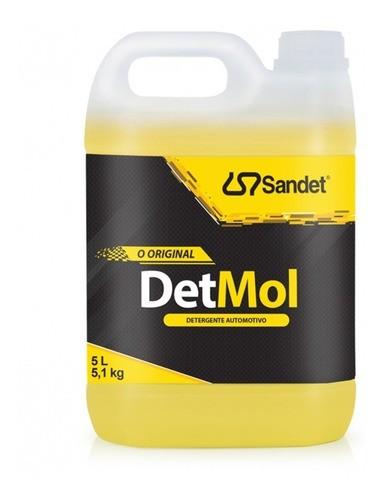 Kit 02 Shampoo Det Mol Sandet 5 litros