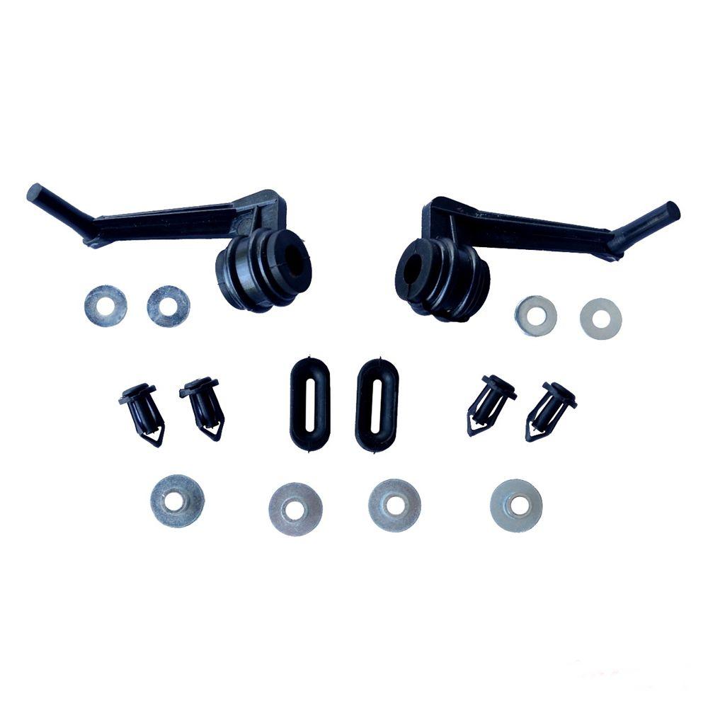 Kit buchas adaptação kit plastico - CRF 230 AVTEC