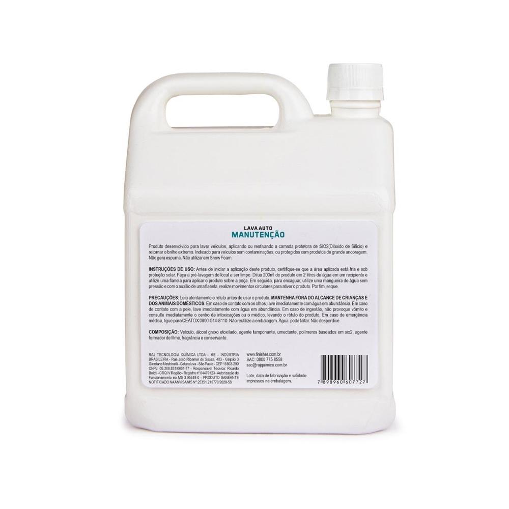 Lava Auto Manutenção Finisher 1,1 Litro