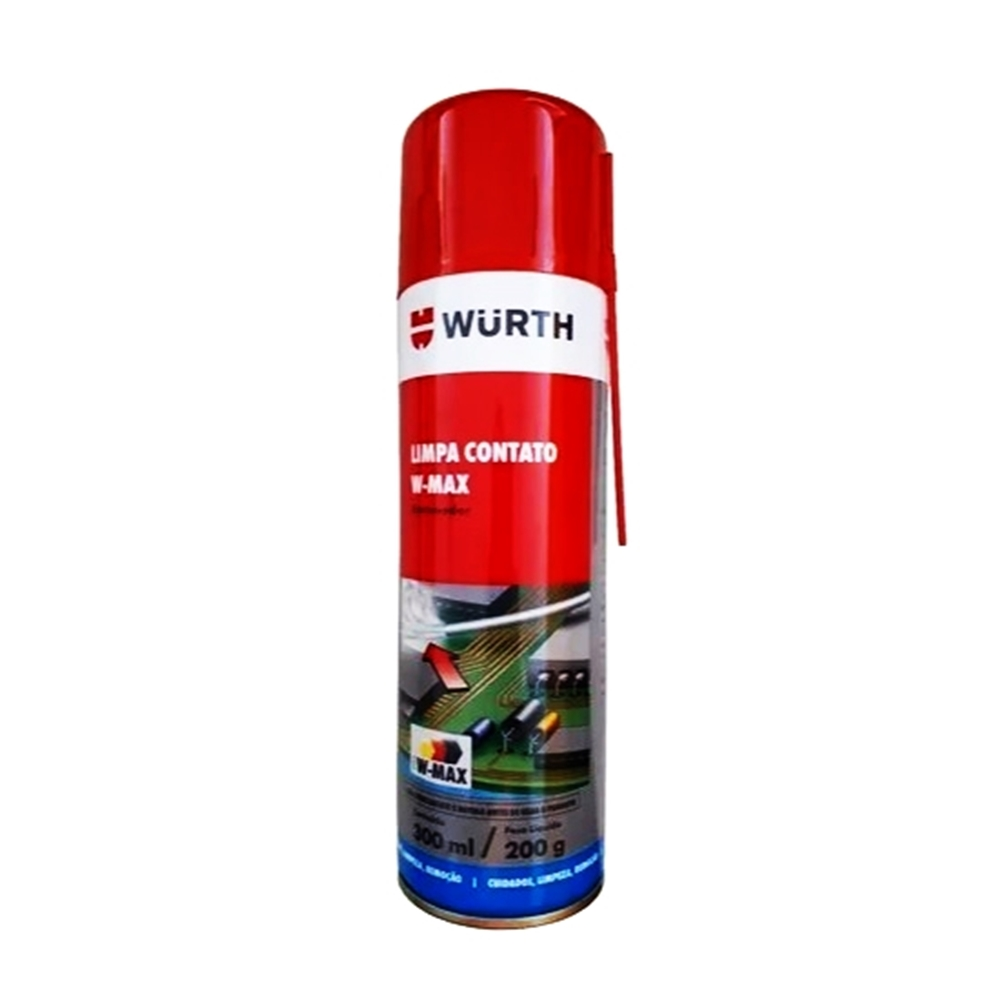Limpa Contato W-Max Spray Wurth - 300ml