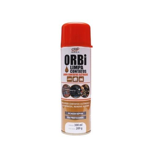 Limpa Contatos Orbi Spray - 300ml