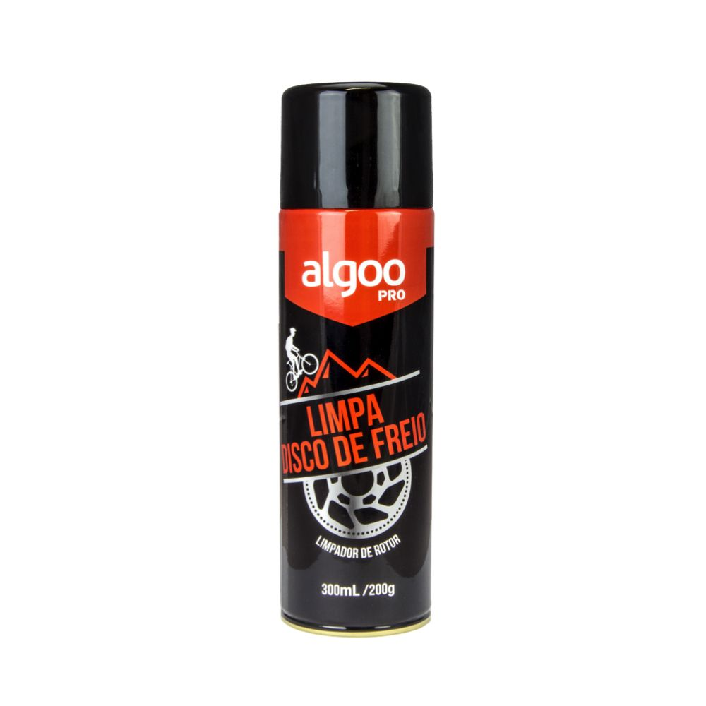 Limpa Disco de Freio Algoo Pro Spray - 300 ml