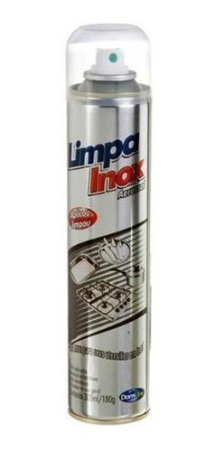 Limpa Inox DomLine Spray 300ml
