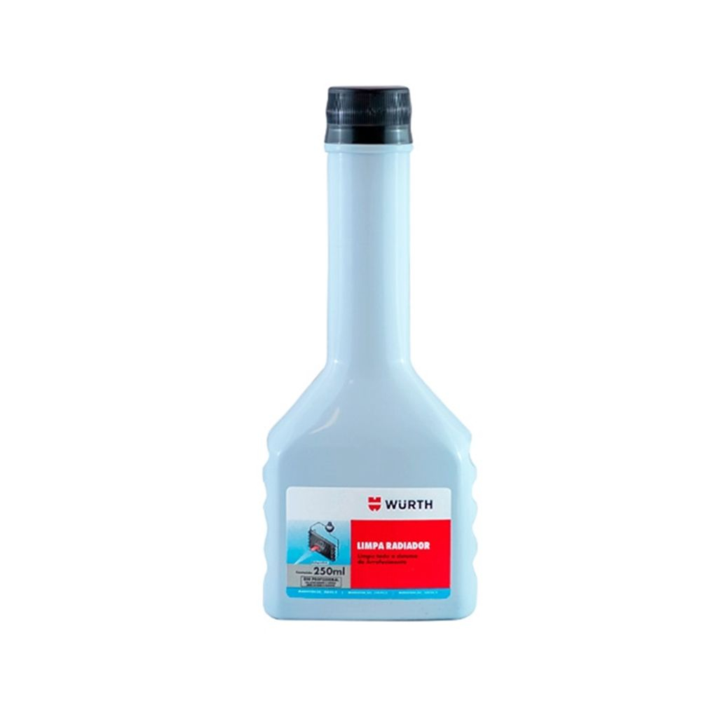 Limpa Radiador Biodegradável Wurth 250ml