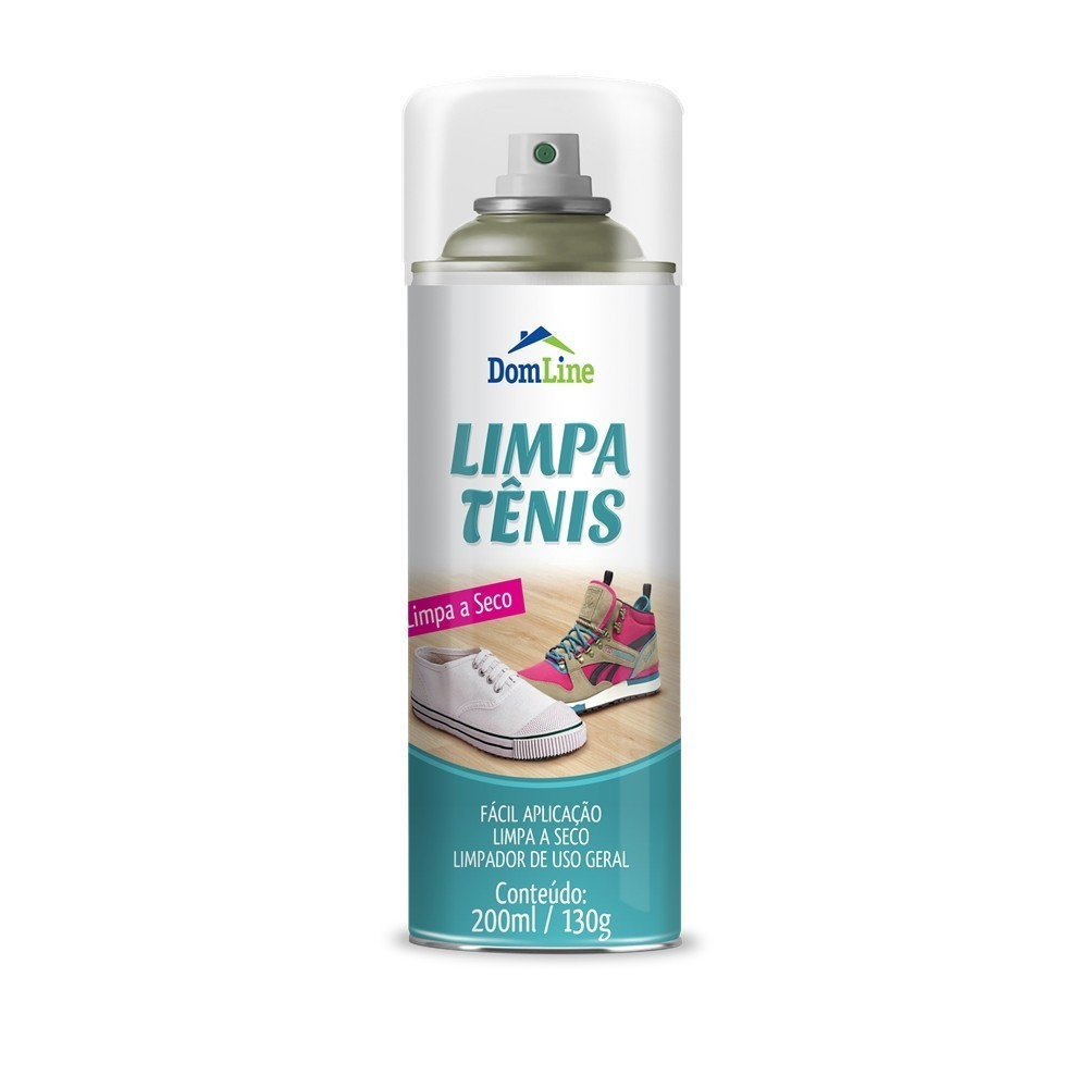 Limpa Tenis a Seco DomLine 200ml