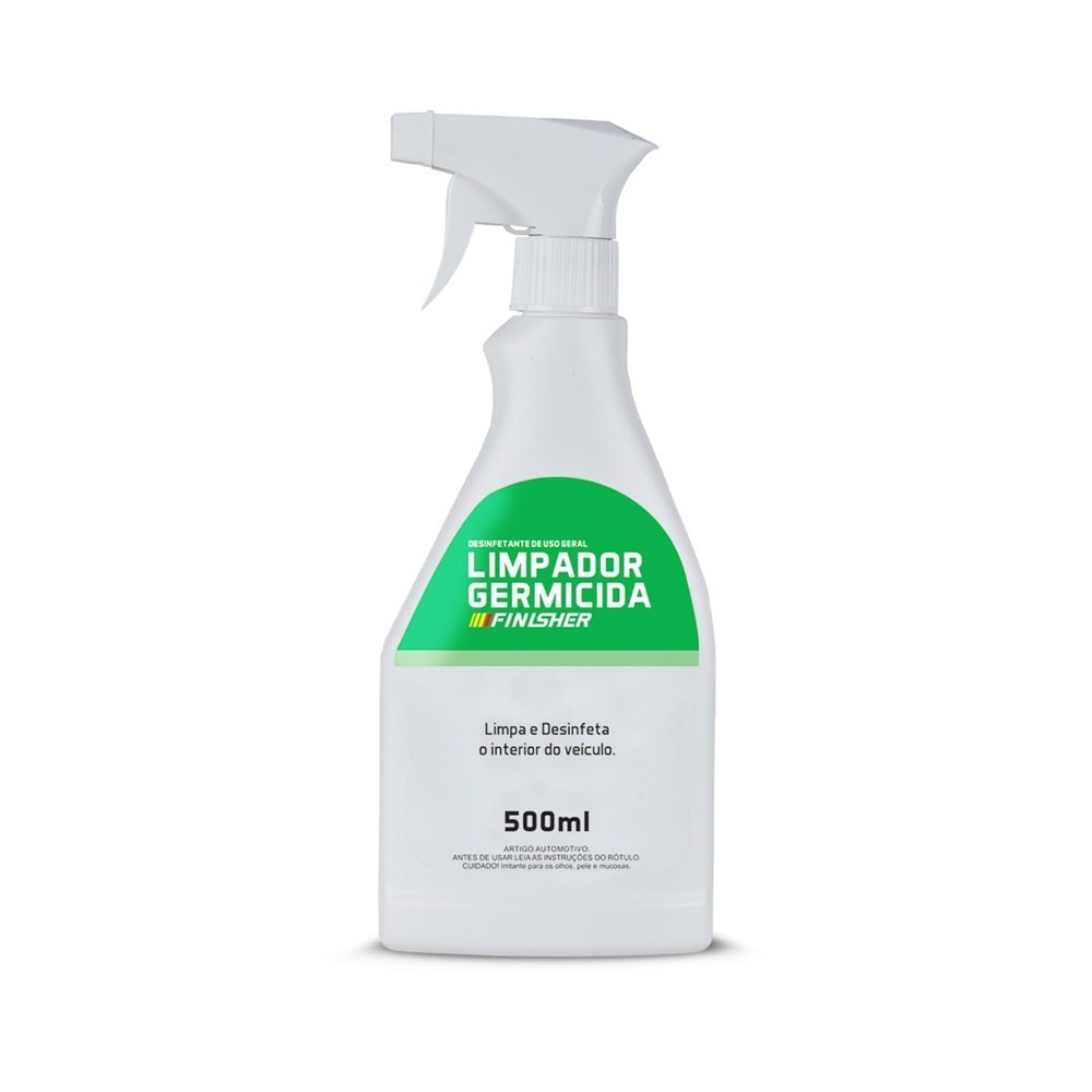 Limpador Germicida Finisher Spray 500ml
