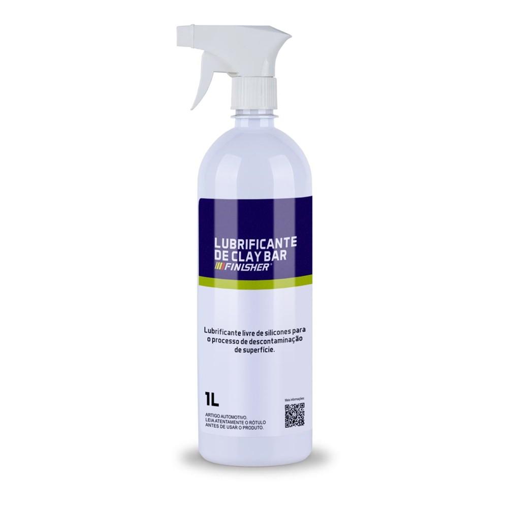 Lubrificante de Clay Bar Finisher Spray 1 Litro