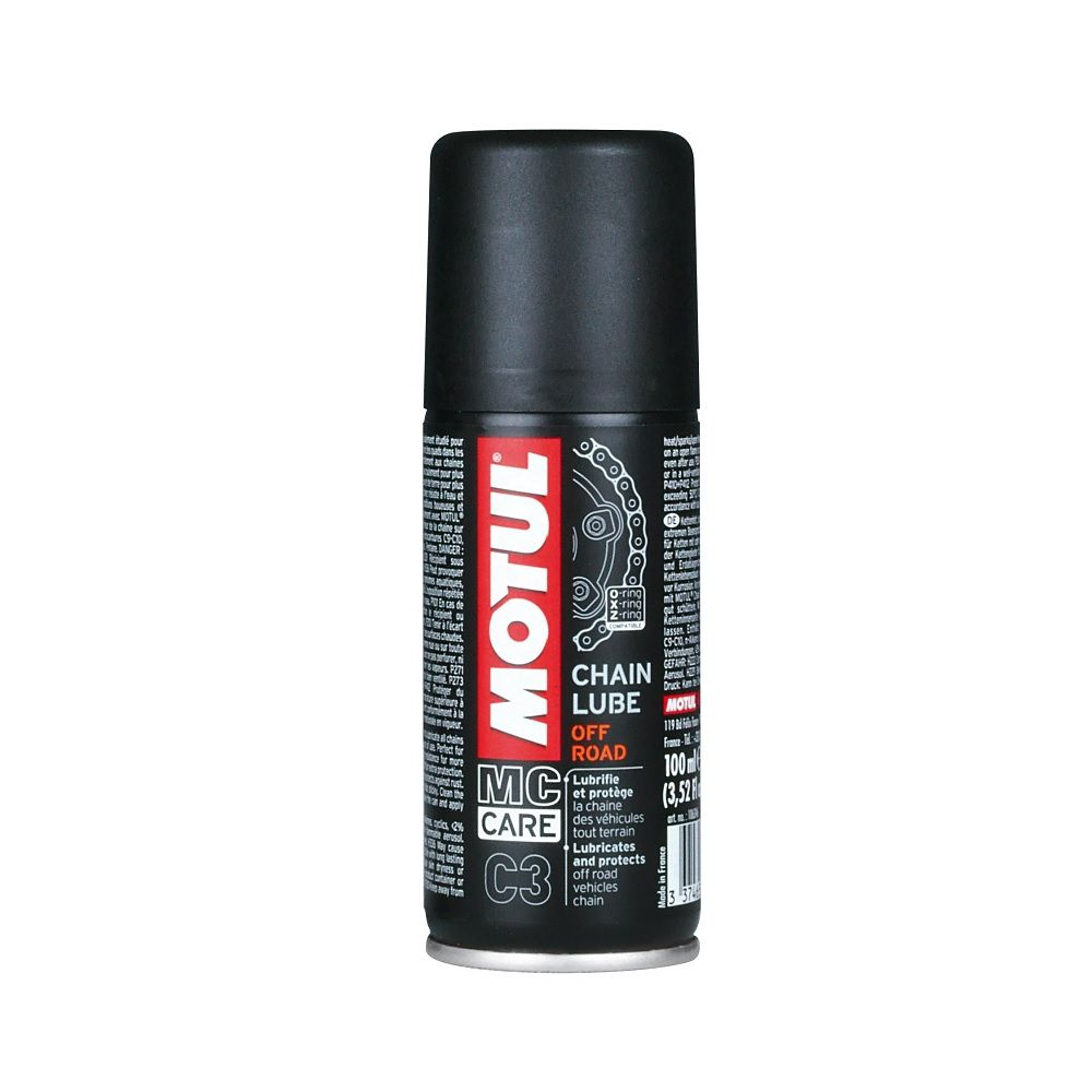 Lubrificante de Corrente C3 Off-Road Motul - 100ml