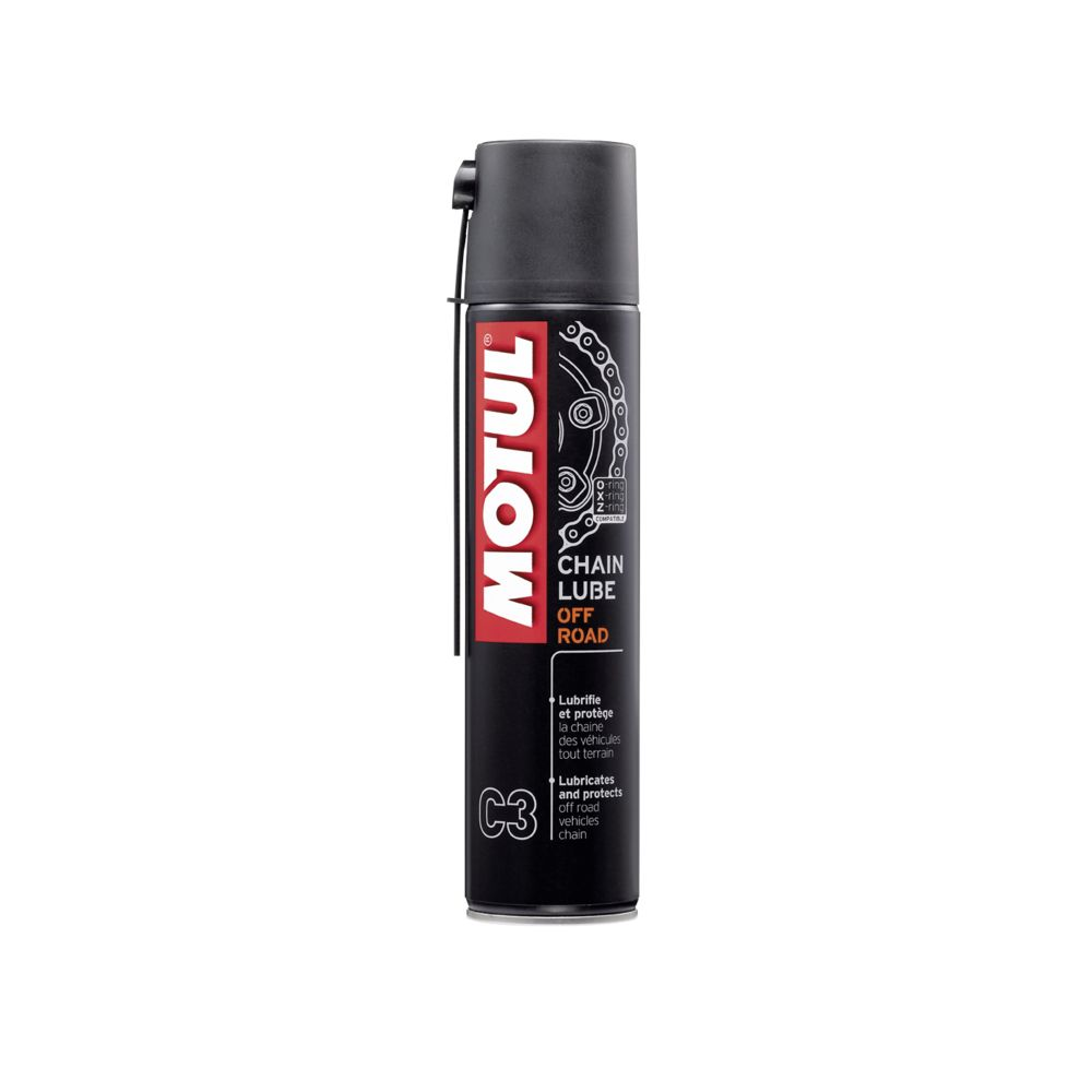 Lubrificante de Corrente C3 Off-Road Motul - 400 ml