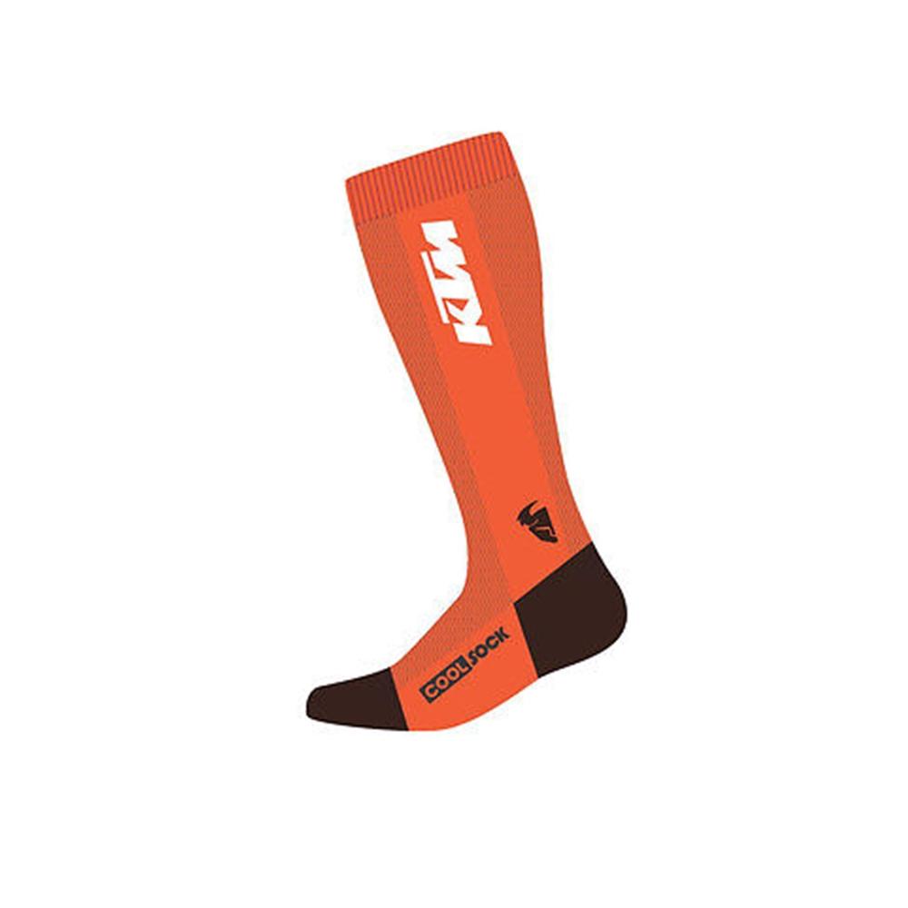 Meia KTM Racing Laranja - Powerwear