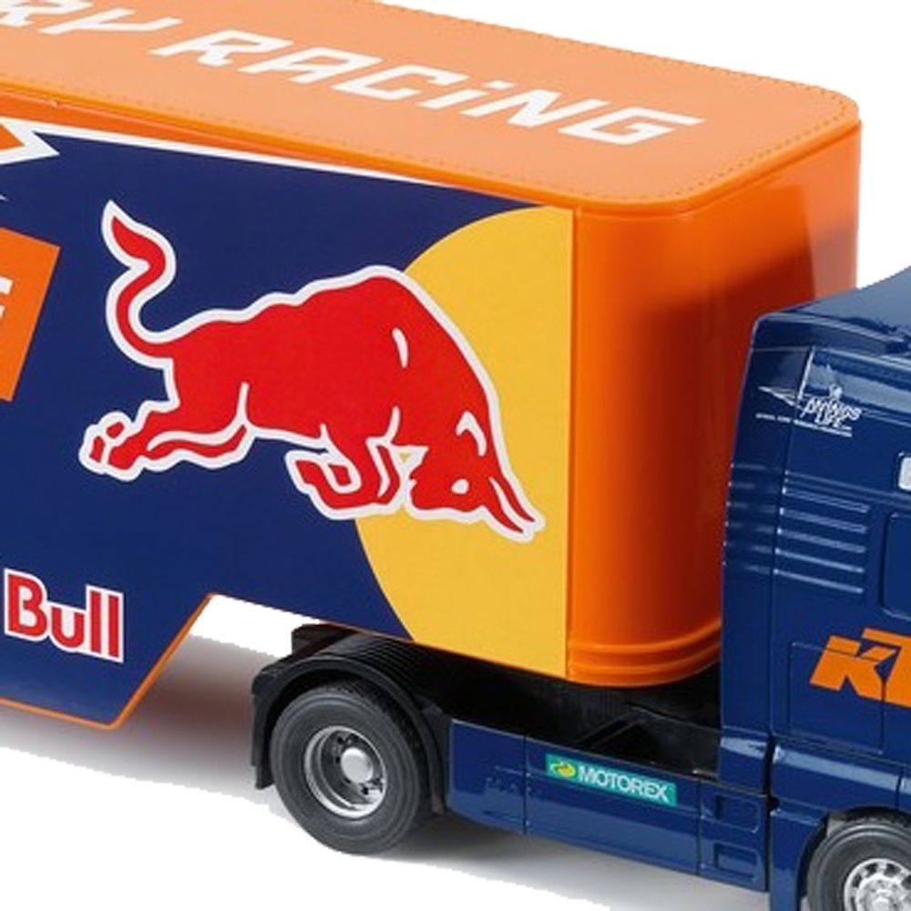 Miniatura Caminhão KTM Factory Racing 2015 - Powerwear - 3PW1574300
