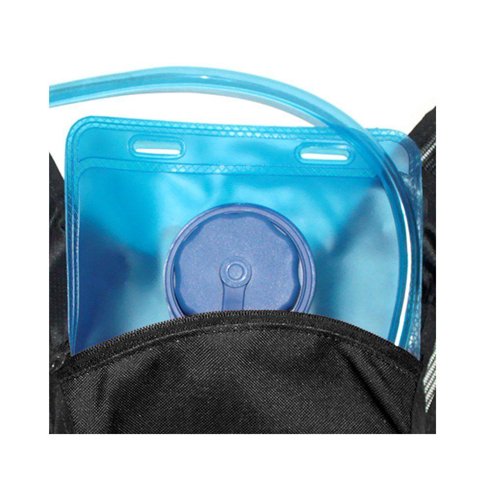 Mochila de Hidratação Térmica IMS Flex Preta - 1,5 Litros