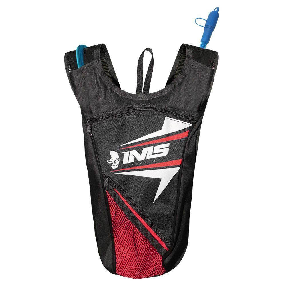 Mochila de Hidratação Térmica IMS Flex Vermelha - 1,5 Litros
