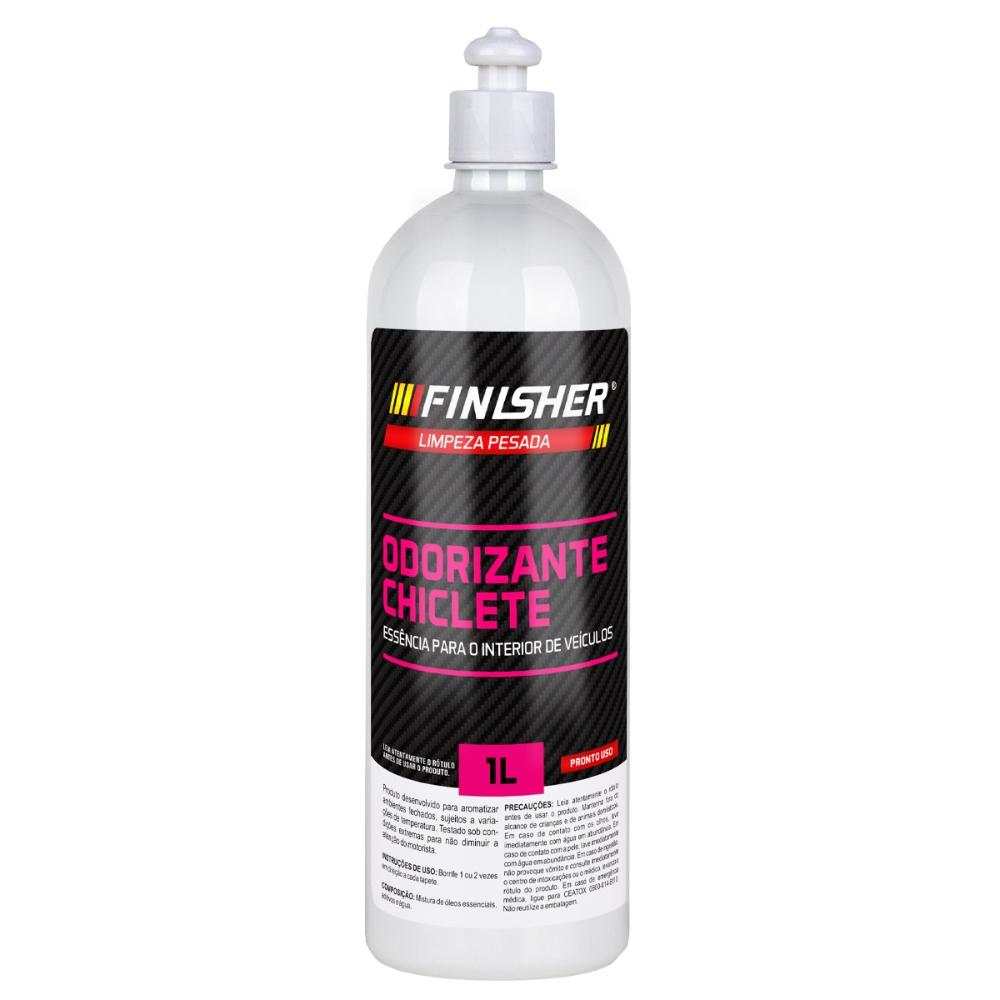 Odorizante Cheirinho Finisher Chiclete Spray 1 Litro