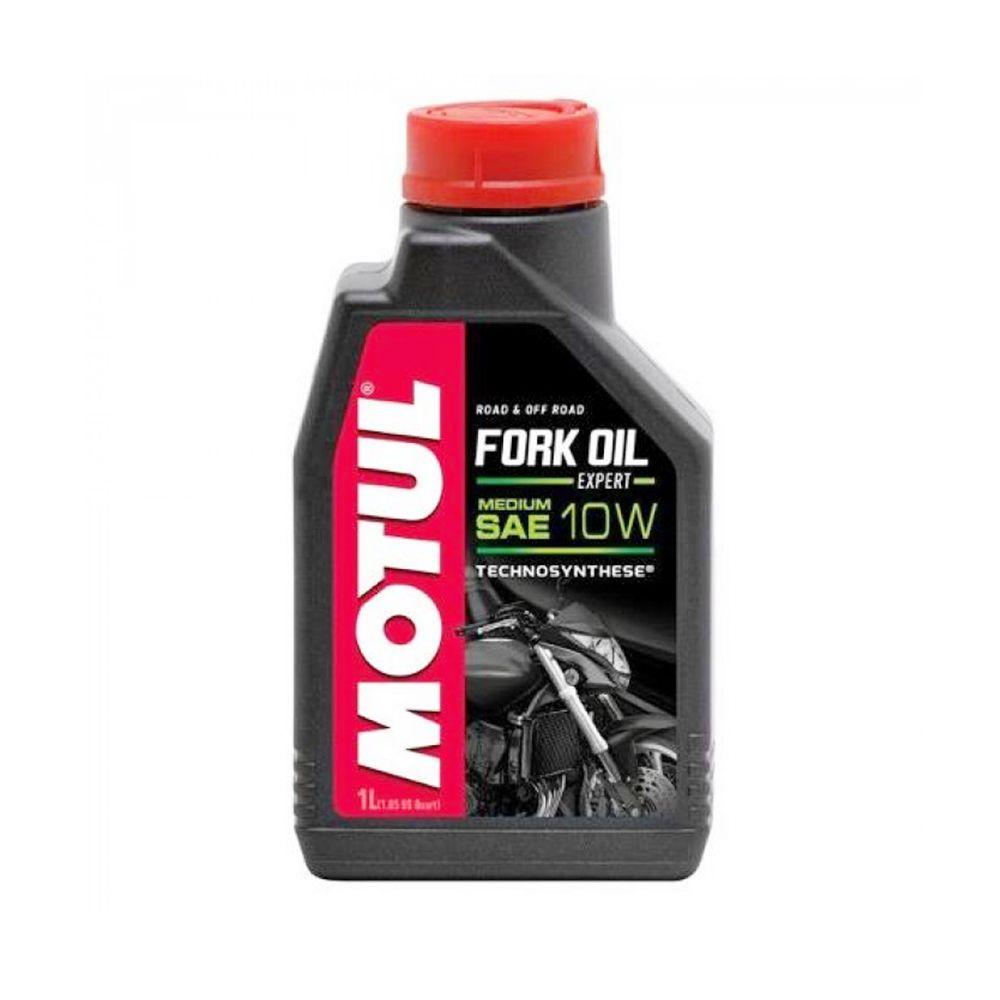 Óleo Suspensão Motul Fork Oil Expert Medium 10W - 1Litro