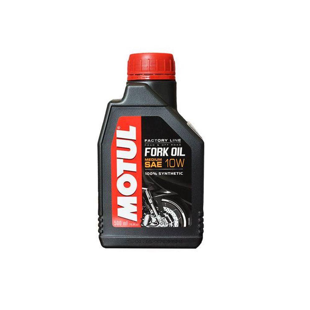 Óleo Suspensão Motul Fork Oil Factory Line Medium 10W - 500 ml