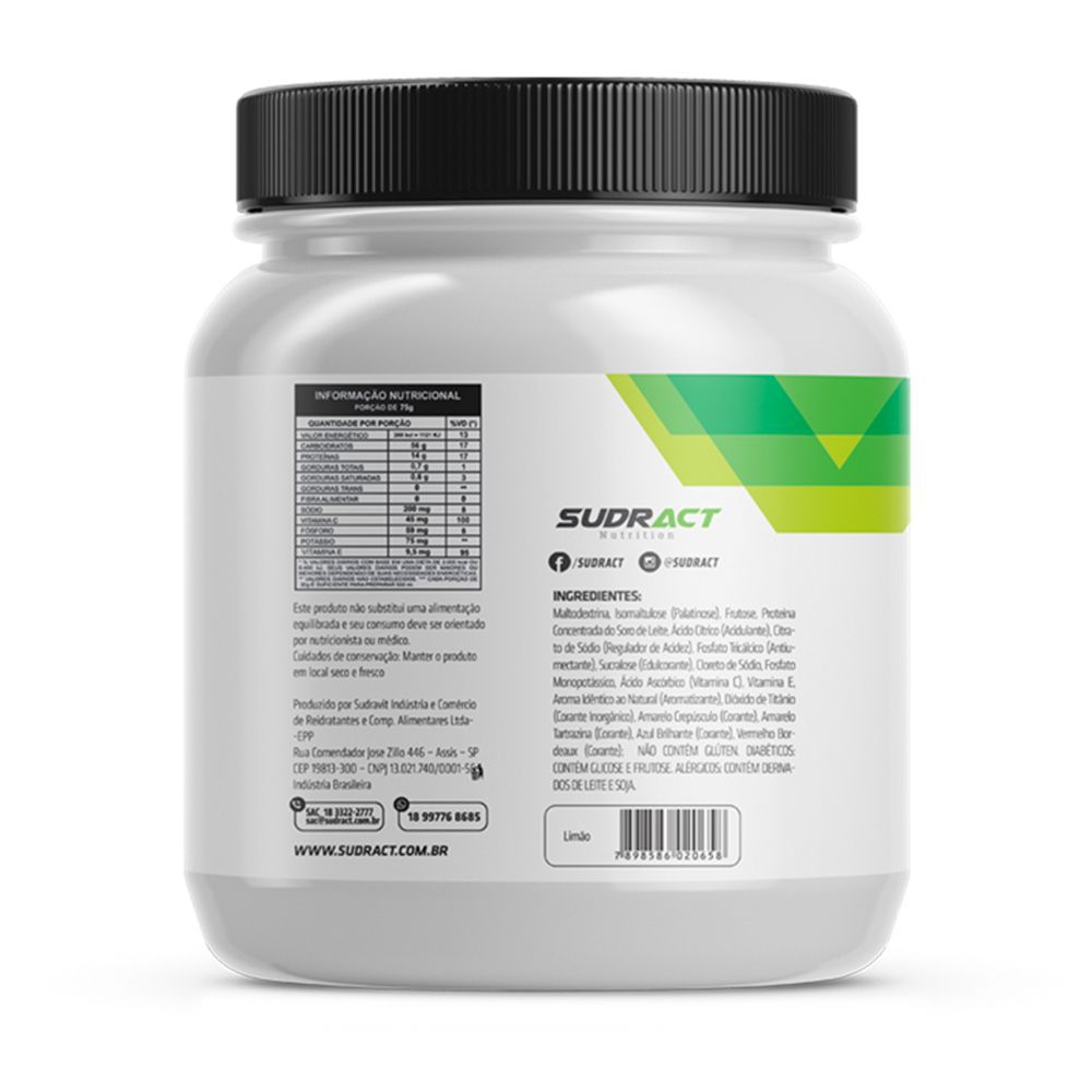 Recovery X 4:1 Sudract 975g
