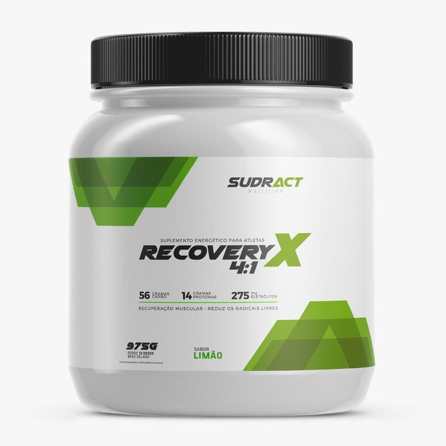 RecoveryX 4:1 Sudract 975g