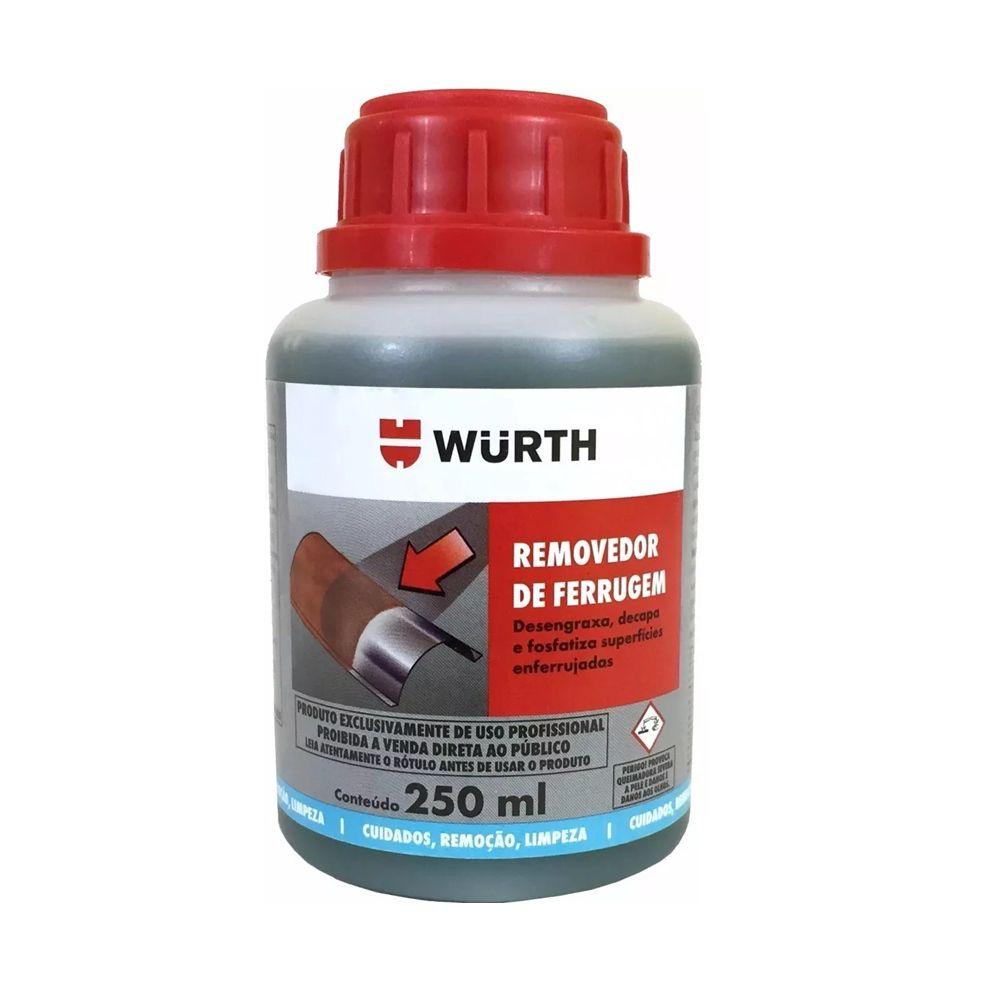 Removedor de Ferrugem Wurth - 250ml