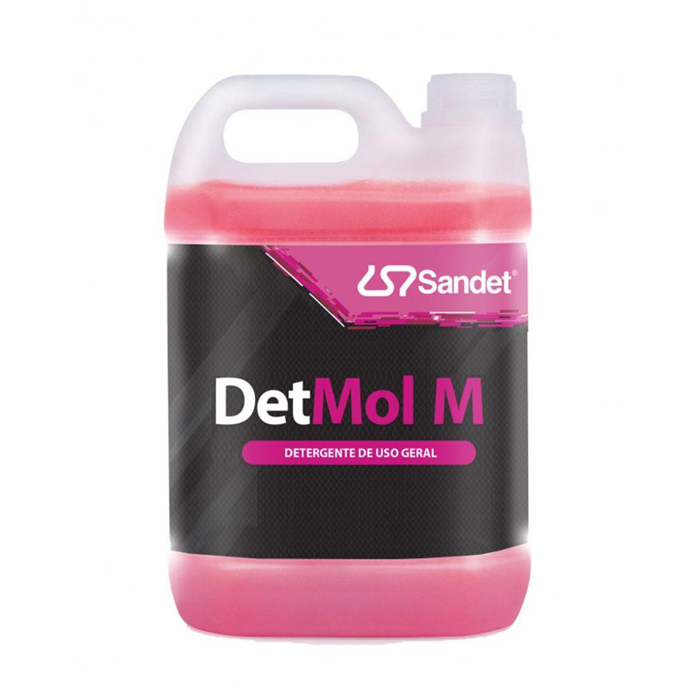 Shampoo Det Mol M Sandet - 5 Litros