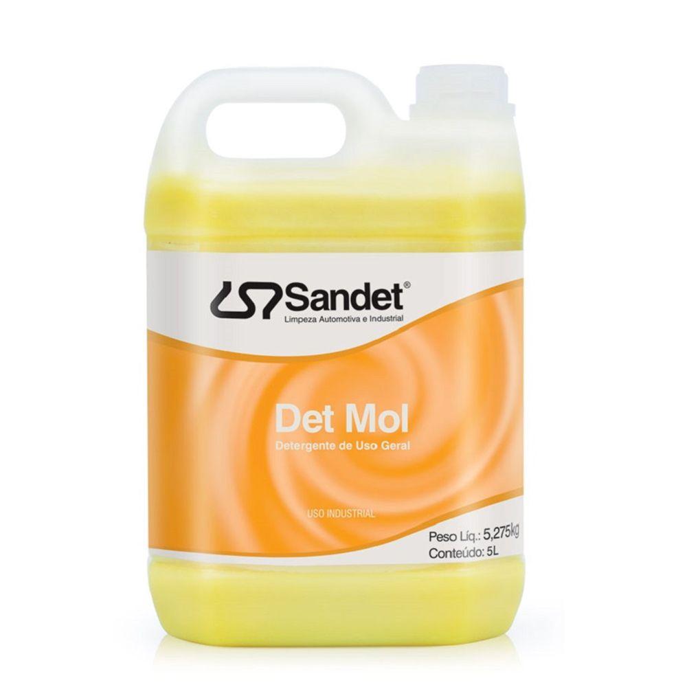 Shampoo Det Mol Sandet 5 litros