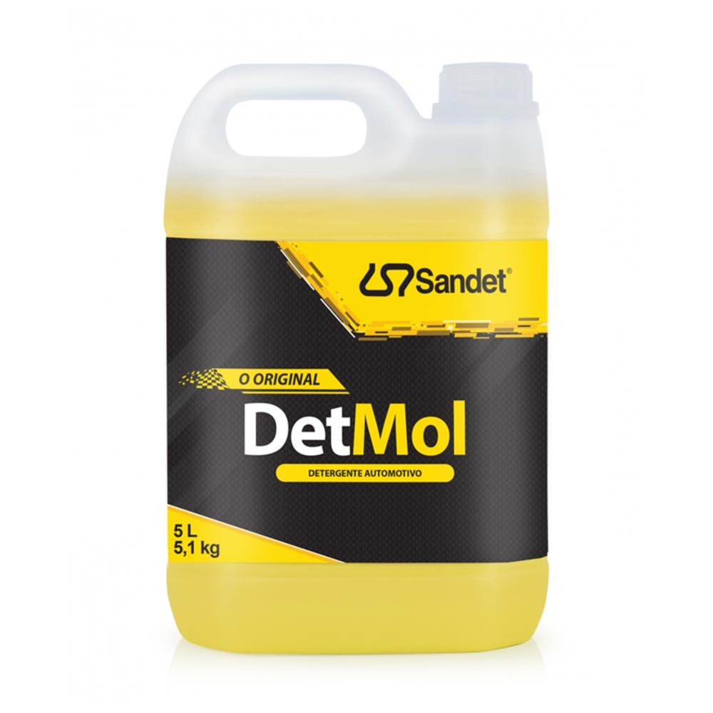 Shampoo Det Mol Sandet - 5 litros
