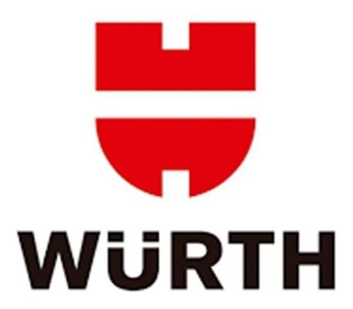 Silicone Neutro de Alta Temperatura W-Max Wurth Preto - 60 G