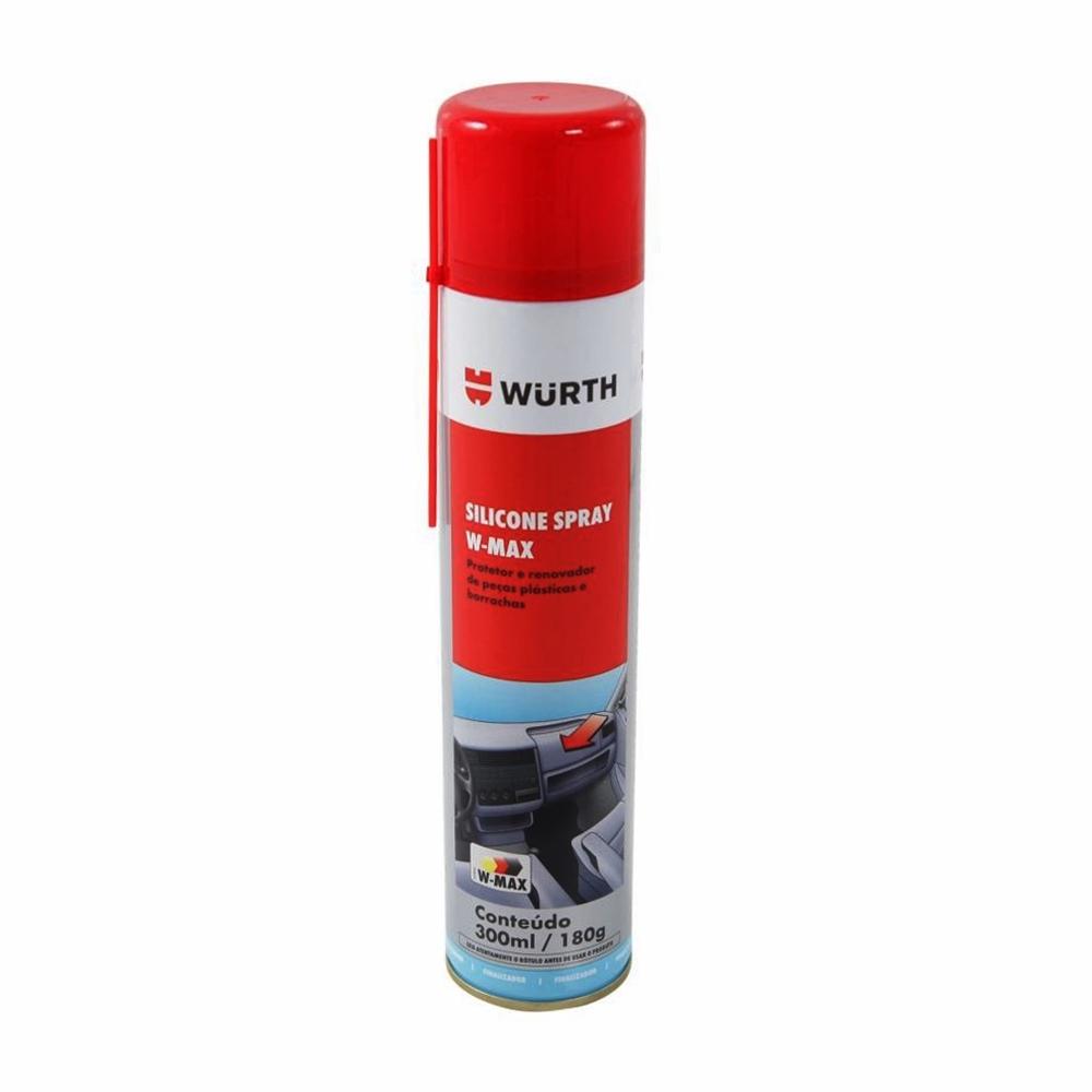 Silicone Spray W-MAX  Wurth 300ml/200g