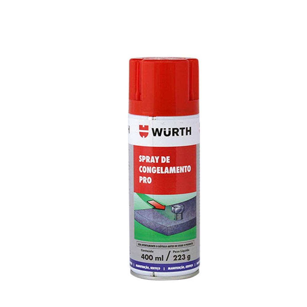 Spray de Congelamento PRO Wurth 400ml/223g
