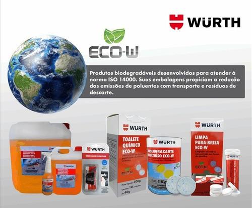 TIW 500 Líquido Para Teste Bicos Injetores Wurth - 500ml