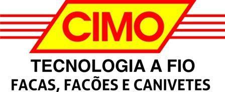 Facão Cimo Aço Inox  c/ Bainha 1170/12