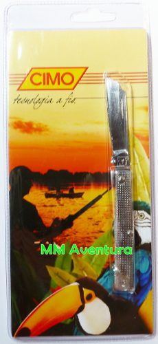 Canivete Cimo Aço Inox Tradicional Agrônomo 220/5