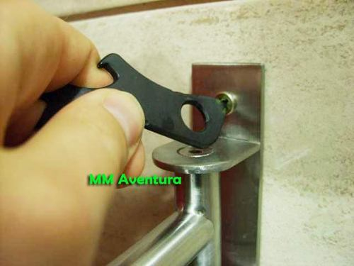 Ferramenta Chaveiro Shard Gerber Chave Abridor Canivete Edc  - MM Aventura