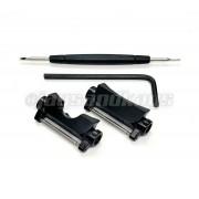 Adaptador Metálico de Pulseiras 24mm JaysAndKays p/ Casio G-Shock GG-B100