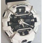 Protetor Metálico Bullbar JaysAndKays p/ Relógio G-Shock GA700 GA710 GA735 GWN1000 GPW1000