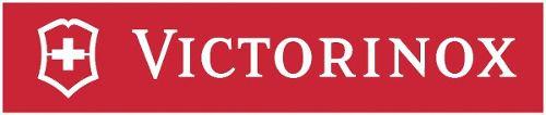 Bainha Victorinox p/ Swisschamp em Couro Legítimo e Logo Metálico 4.0521.3