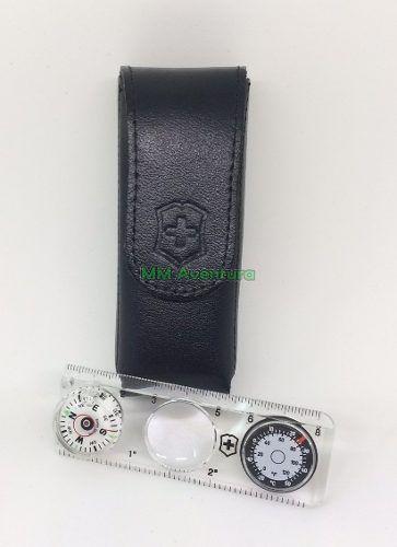Bainha Victorinox com Bússola Termômetro Régua p/ Swisschamp