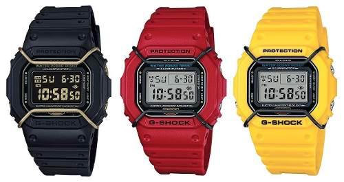 Protetor Metálico Bullbar p/ Relógio Casio G-Shock DW-5600 DW-5610