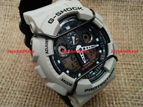 Protetor Metálico Bullbar JaysAndKays p/ Relógio G-Shock GA110 GD120 GA120 etc