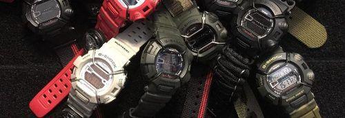 Protetor Metálico Bullbar p/ Relógio Casio G-Shock G9000 Mudman