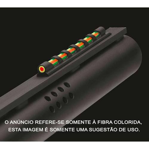 Fibra Ótica Truglo Dual Reposição Alça Massa Mira Óptica TG05CD 1.5mm