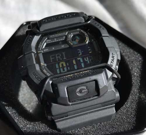 Protetor Metálico Bullbar JaysAndKays p/ G-Shock GD350
