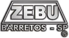 Canivete Zebu Barretos 313 R1 Aço Inox c/ Corrente
