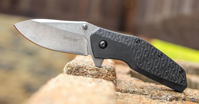Canivete Kershaw Swerve 3850 Abertura Assistida EDC