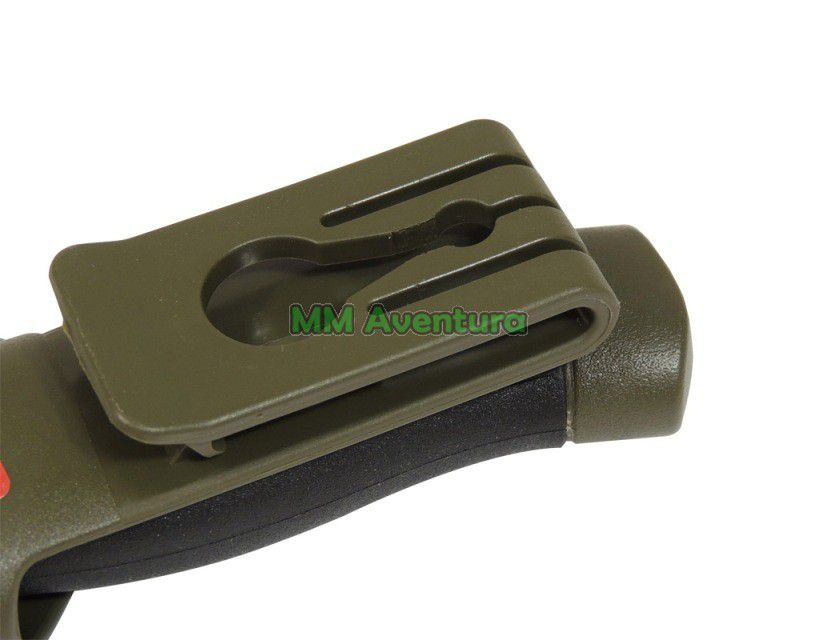 Faca Mora of Sweden Morakniv Heavy Duty MG Lâmina - Espessura 3,2m