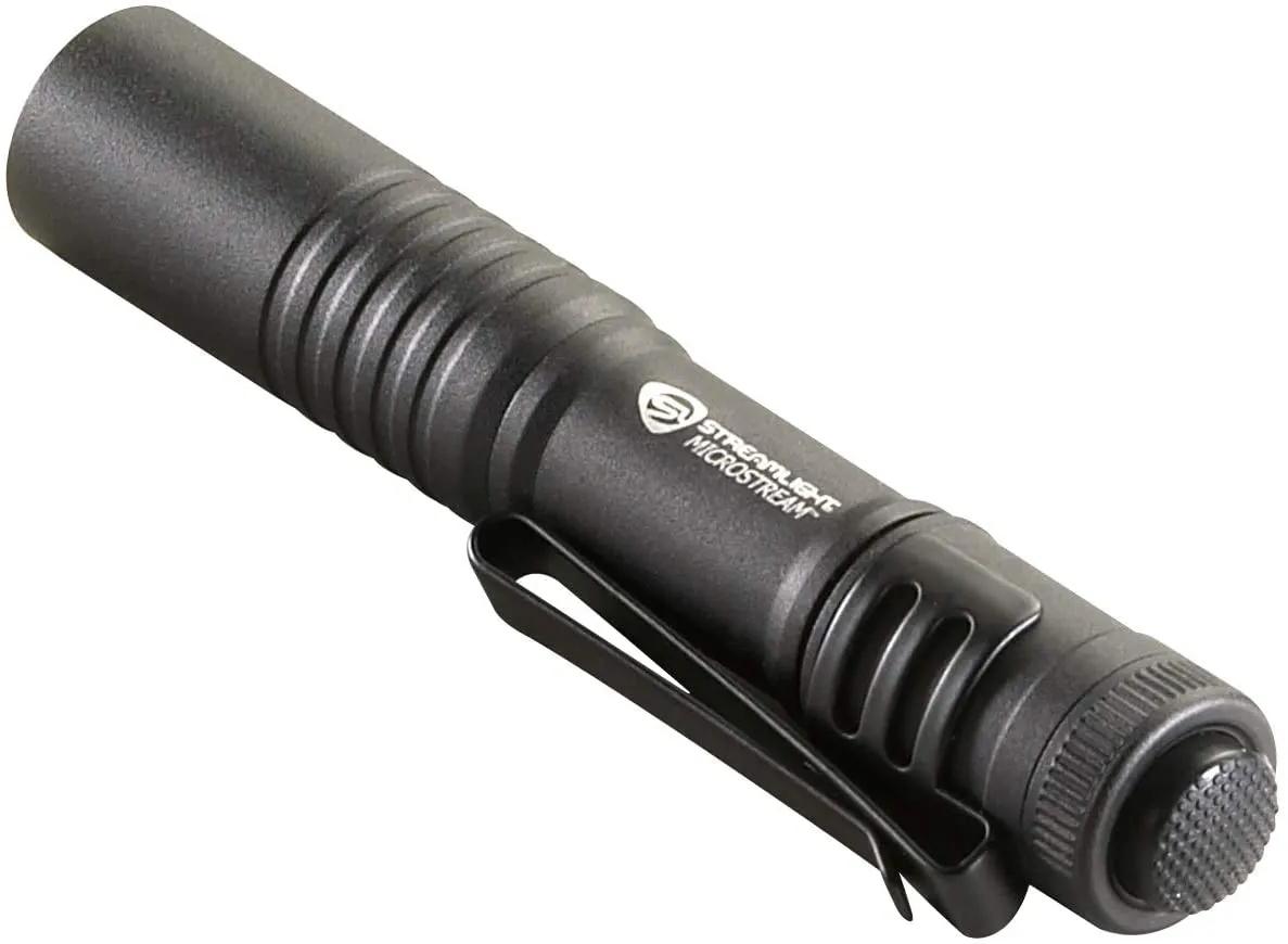 Lanterna Streamlight Microstream Led EDC 1 Pilha AAA c/ Clip