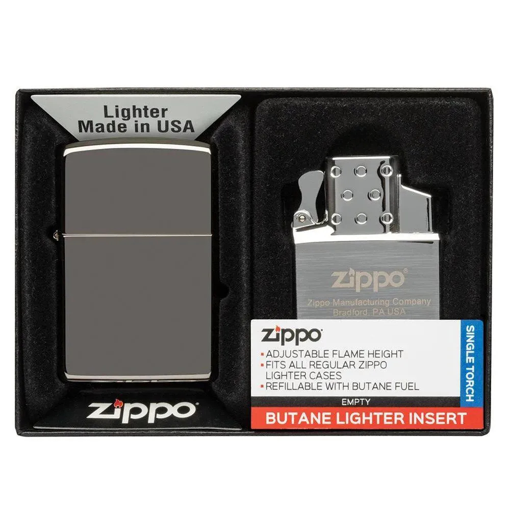 Máquina Insert Gás Butano p/ Isqueiro Zippo Chama Simples 65826