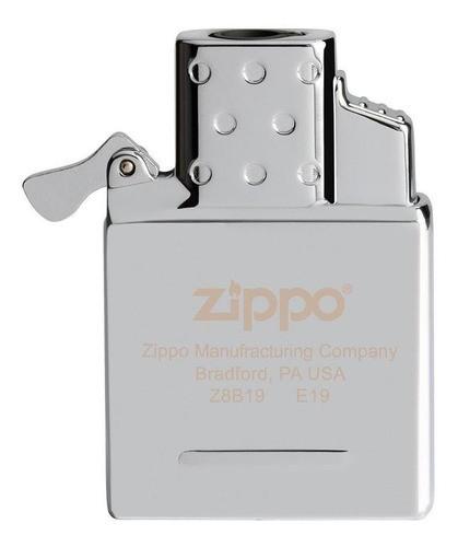 Máquina Insert Gás Butano p/ Isqueiro Zippo Chama Dupla 65827